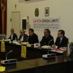 Trasaghis: C. Martinis, B. Englaro, A. Rossi, A. De Monte