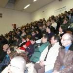 Trasaghis: il pubblico presente in sala
